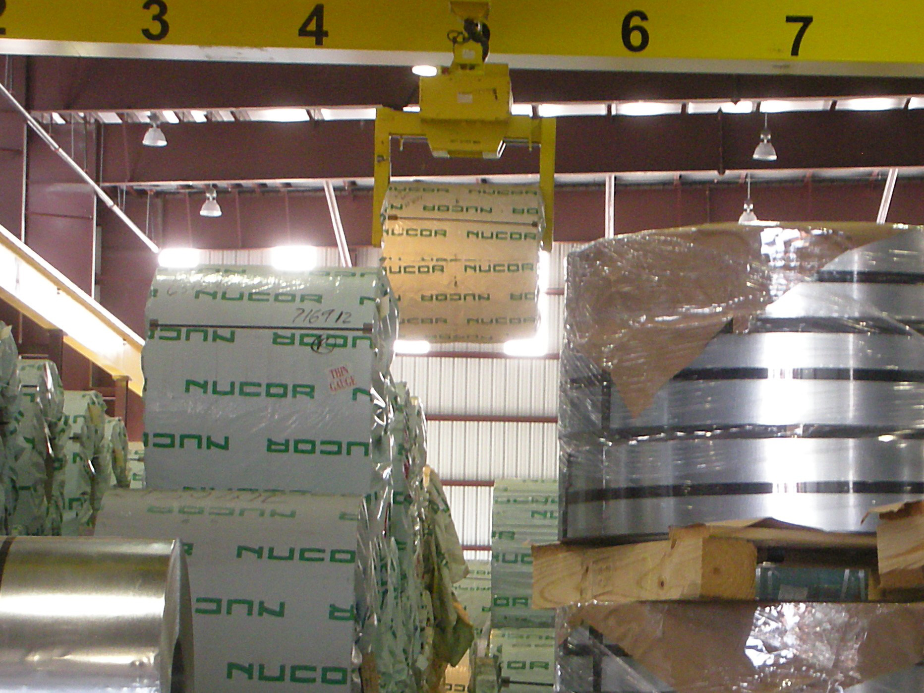 Nucor Packing